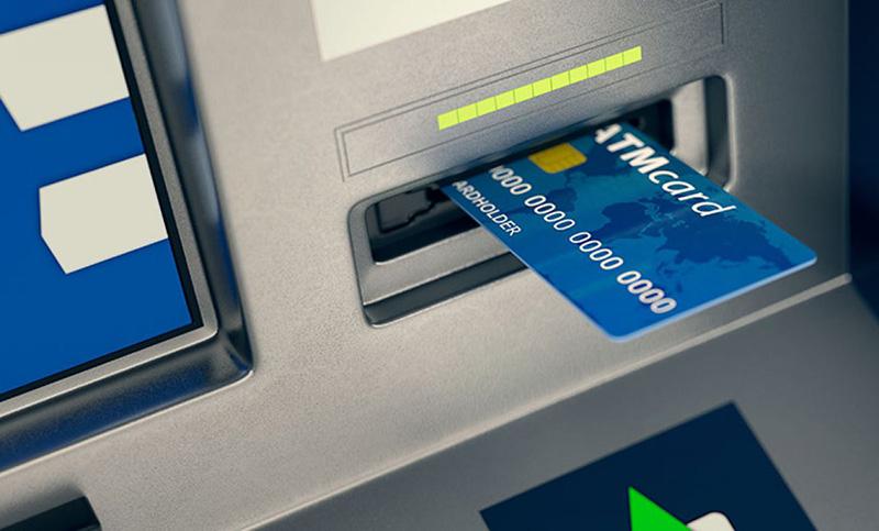 Cây ATM gần nhất