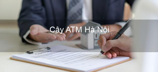 Cây ATM Hà Nội