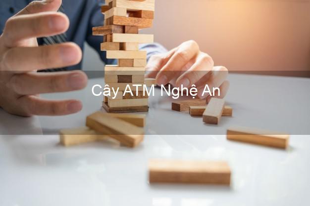 Cây ATM Nghệ An