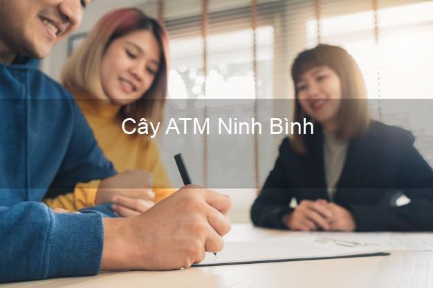 Cây ATM Ninh Bình
