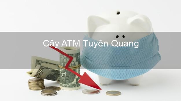 Cây ATM Tuyên Quang