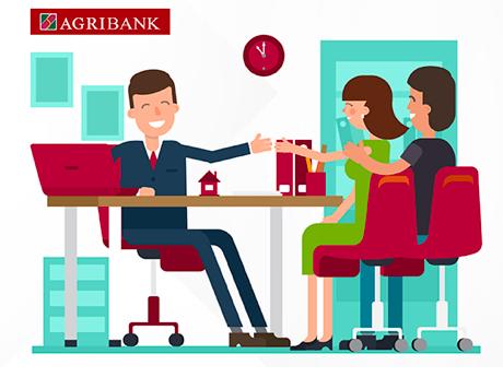 Hướng dẫn vay tiền Agribank đơn giản