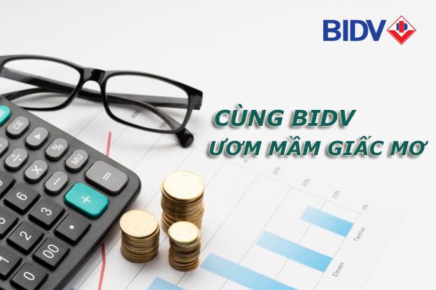 Hướng dẫn vay tiền BIDV trả góp